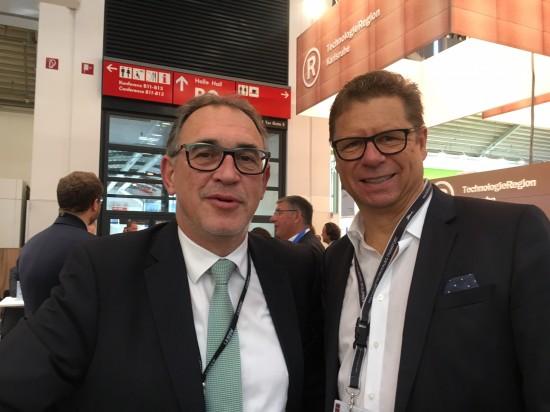Mit Dieter Hildebrand, Leiter Immobilienkunden Deutschland, Landesbank Baden-Württemberg (LBBW)