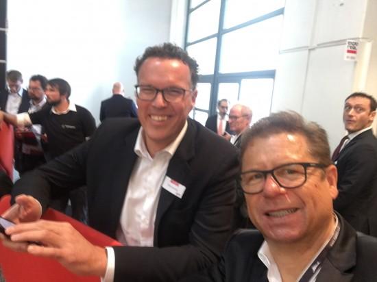 Zu Gast bei Haworth: mit Felix Kröncke, Director Sales und Marketing